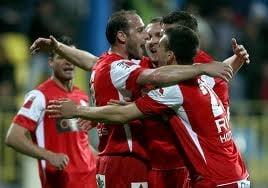 Dinamo s-a calificat cu mari emotii in finala Cupei Romaniei
