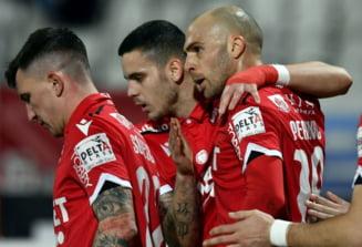 Dinamo s-a calificat in semifinalele Cupei Romaniei