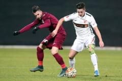 Dinamo s-a distrat intr-un amical cu un nume mare al Rusiei