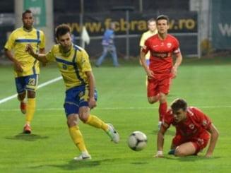 Dinamo s-a facut de ras cu cea mai slaba echipa din Liga 1
