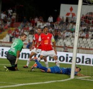 Dinamo s-a facut de ras in Europa League: Doar o remiza cu anonima Varazdin