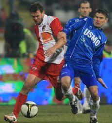 Dinamo s-a impiedicat la Targu Jiu