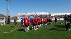 Dinamo si Steaua, egal spectaculos intr-un amical de gala al echipelor de old boys