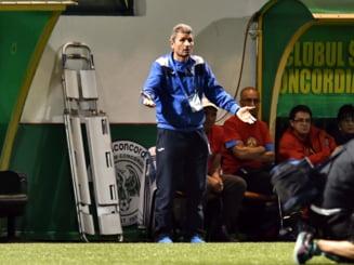 Dinamo si-a gasit un nou antrenor: Mi-am dat acordul sa vin