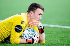 Dinamo si-a luat portar format la Arsenal