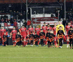 Dinamo trece cu emotii de Chiajna in Liga 1