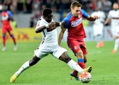 Dinamo umileste Steaua si isi ia revansa dupa 4 ani de insuccese