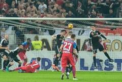 Dinamo umileste Steaua si se califica in finala Cupei Ligii