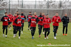 Dinamovistii ameninta: Daca nu intra banii vineri, multi jucatori vor pleca de la echipa