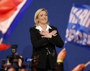 Dinastia Le Pen continua - Fiica fondatorului, realeasa cu 100% din voturi