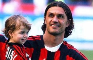 Dinastia Maldini la AC Milan. Fiul lui Paolo și nepotul lui Cesare a dat primul său gol în Serie A. Reacția de bucurie a tatălui VIDEO