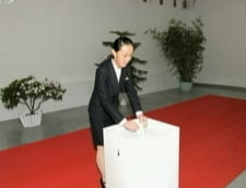 Dinastia din Coreea de Nord se intareste - Intra in scena sora mai mica a lui Kim Jong Un