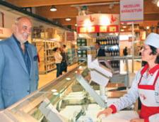 Dinu Patriciu, la inaugurarea MACRO: Nu sunt bacan