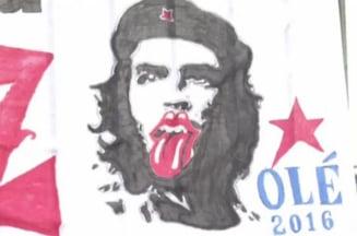 Diplomatie rock: The Rolling Stones, concert istoric in Cuba (Video)