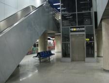 Directorul Metrorex: Vom avea lifturi la metrou pana la sfarsitul lui 2010