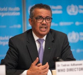 Directorul OMS: Decalaj imens intre fondurile necesare pentru combaterea pandemiei si sumele promise