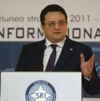 Directorul SRI neaga ca i s-ar fi propus postul de ambasador in SUA