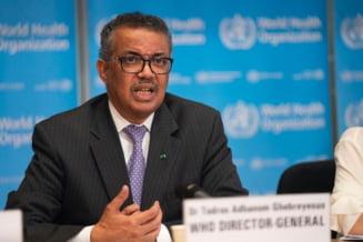 Directorul general al OMS, mesaj dur pentru cei care se gandesc la injectarea unei a treia doze de vaccin anti-Covid