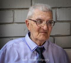 Dirijorul giurgiuvean Augustin Daponte a implinit 92 de ani! La Multi Ani!