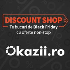 Discount Shop pe Okazii.ro: sute de produse cu preturi reduse
