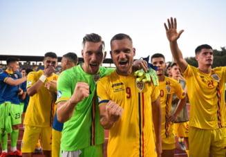 Discurs impresionant al eroului nationalei de tineret a Romaniei dupa victoria de la Campionatul European