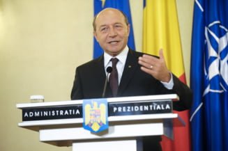 Discursul presedintelui Traian Basescu - fragmente si cateva intrebari (Opinii)