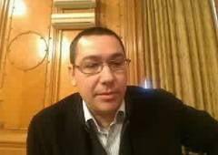 Discuta LIVE cu Victor Ponta despre lupta USL cu Traian Basescu