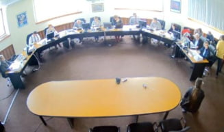Discutie in sedinta CNA: A fost un miting neautorizat. Reflectarea pe televiziuni, echilibrata, nu am vazut excese - UPDATE
