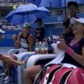 Discutie incredibila intre Begu si Niculescu in timpul finalei de la Wuhan: Doamne ajuta!