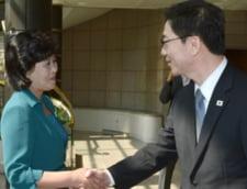 Discutii istorice intre Coreea de Nord si Coreea de Sud - primul pas spre armonie?