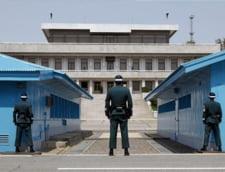 Discutii istorice intre Coreea de Nord si Coreea de Sud