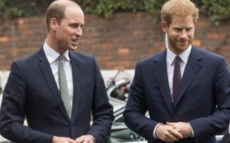 Discutiile dintre printul Harry si fratele lui, printul William, au fost ''neproductive''