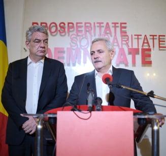 Discutiile profunde din PSD au dus la infrangerea lui Liviu Dragnea