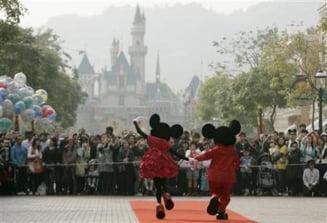 Disney vrea sa reduca emisiile de gaze cu efect de sera la zero