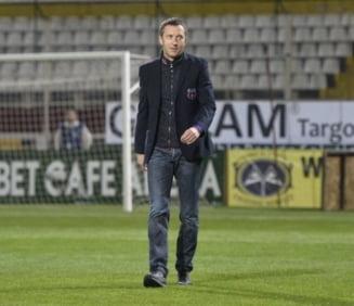 "Disperare la Steaua: ""Ce facem? Stam ca niste imbecili!"""