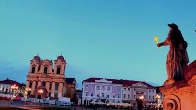 """Dispută pe Facebook între subprefectul de Timiș, Ovidiu Drăgănescu, și primarul Timișoarei, Dominic Fritz: """"Putea citi măcar site-ul primăriei pe care o conduce"""""""