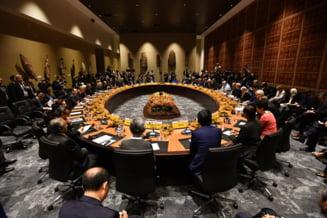 Disputa comerciala dintre SUA si China lasa reuniunea APEC fara declaratie oficiala, pentru prima data in istorie