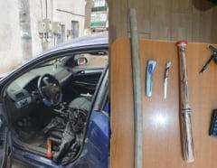 Disputa cu pumni si bate de baseball pentru un loc de parcare, in Galati. Totul s-a terminat cu raniri grave si dosare penale