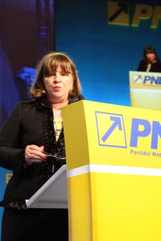 Disputa in PNL din cauza sotiei lui Crin Antonescu - Norica Nicolai face acuzatii grave