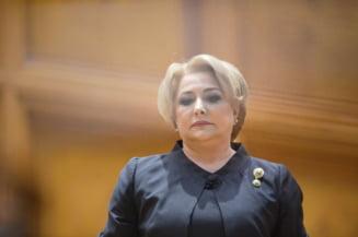 Disputa pe absenta Vioricai Dancila in PE: Oficialii spun ca au invitat-o, PSD acuza de minciuna