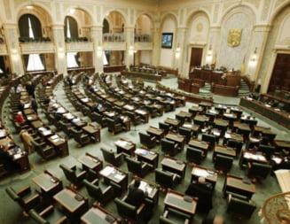 Dispute in Senat dupa adoptarea tacita a legii UDMR despre regiuni