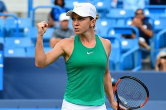 Distanta uriasa pe care o poate avea Simona Halep fata de locul 2 in clasamentul WTA, daca va triumfa la Cincinnati