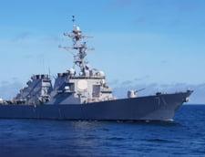 Distrugatorul USS Stout a doborat recordul US Navy la cel mai lung mars