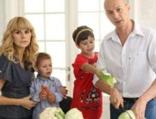 Divort in familia Olteanu?