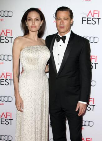 Divortul secolului la Hollywood: Cand se va anunta oficial ruptura dintre Brad Pitt si Angelina Jolie (Video)