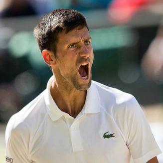 Djokovic a revenit pe zgura cu o victorie categorica