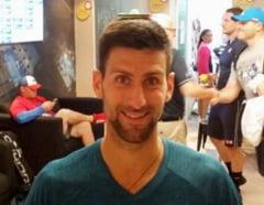 Djokovic s-a calificat in semifinale la Roma dupa un meci epic