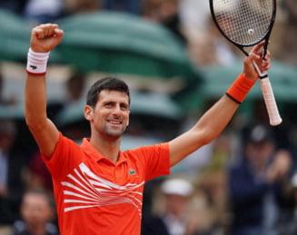 Djokovic stabileste un record impresionant la Rland Garros