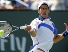 Djokovici, de neoprit: L-a invins pe Nadal in finala de la Indian Wells