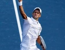 Djokovici, in finala de la US Open, dupa un meci fabulos cu Federer
